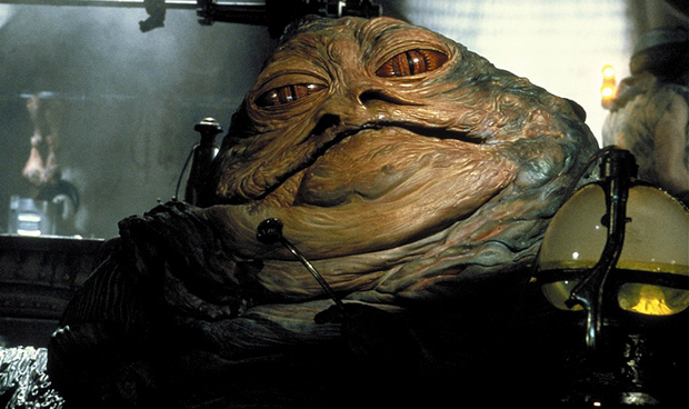 Jabba the Hutt – Return Of The Jedi (1983)