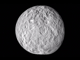 Ceres(Dwarf) pictures