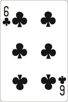 random playing cards